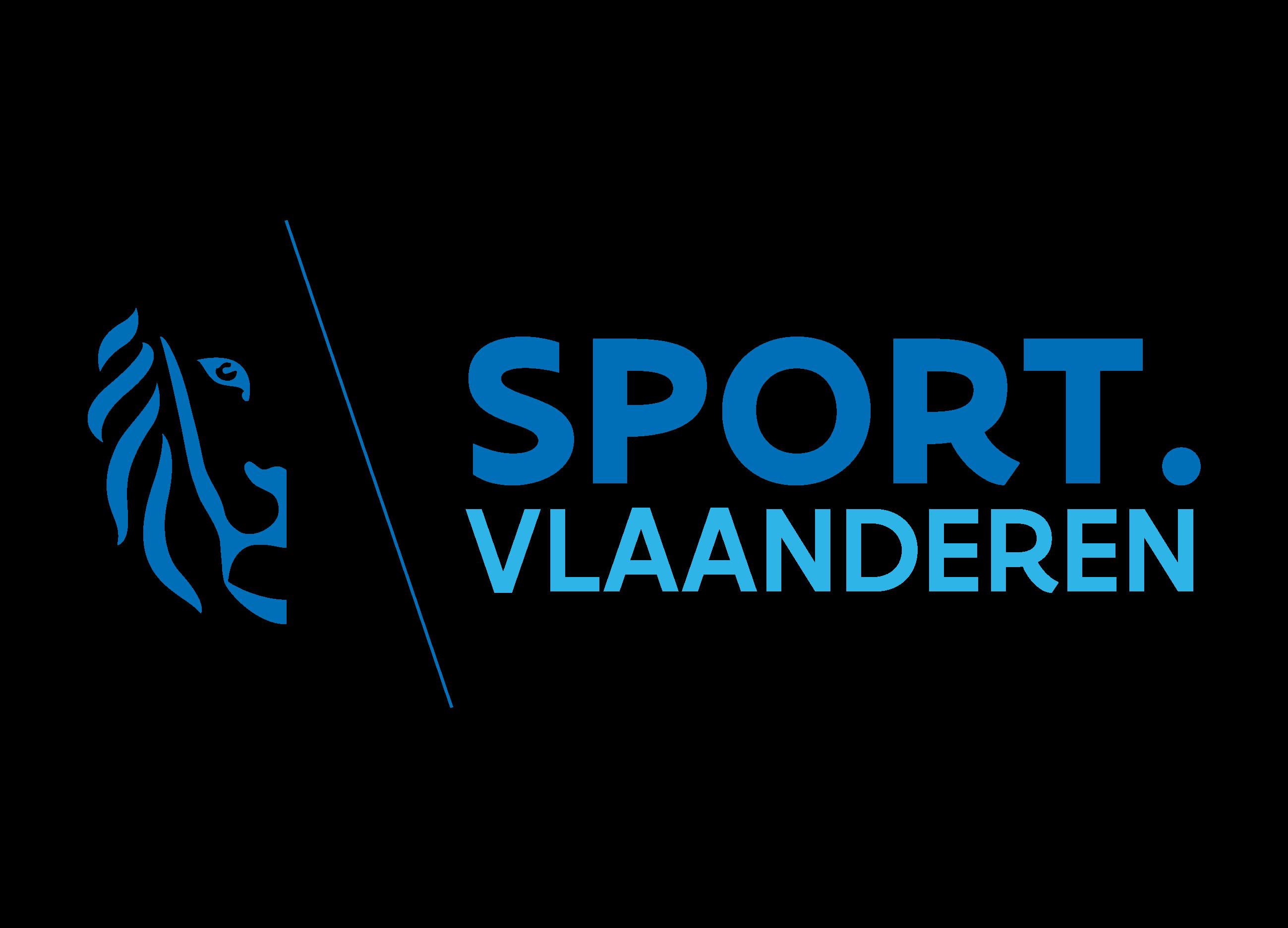 Logo sport.vlaanderen